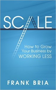 If you haven't scaled yet you'll want to read this book!
