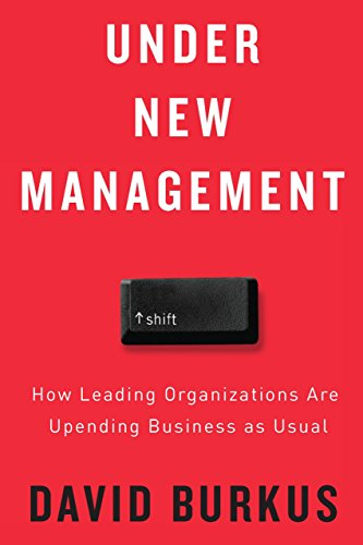Good book on changing management!