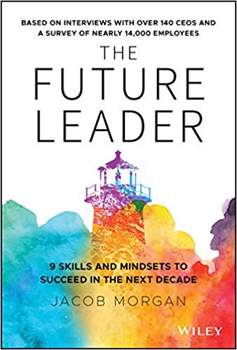 Get an Excellent Future Leadership Book!