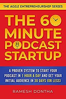 I got everything I need to start a podcast!